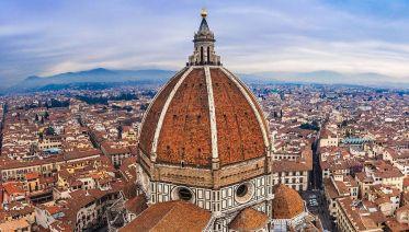 Vespa Panoramic Florence Tour From Pisa