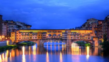 Vespa Tour: Florence By Night