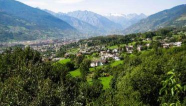 Via Francigena: Aosta to Ivrea