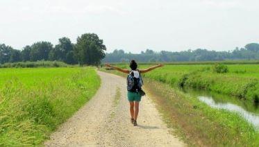 Via Francigena: Ivrea to Pavia