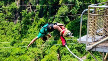 Victoria Falls & Chobe Xtreme Adventure 5D/4N (from Livingstone)