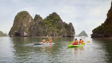 Vietnam Hike, Bike & Kayak