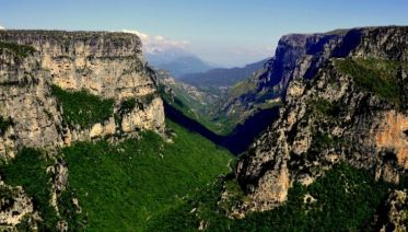 Vikos Gorge And The High Trails Of Pindos