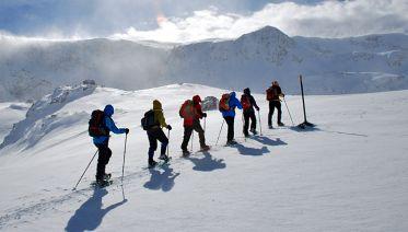 Vitosha, Rila and Pirin Snowshoeing Adventure