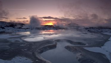 Volcanoes, Glaciers and Northern Lights Self-Drive Tour