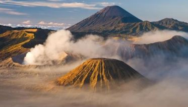 Volcanoes of East Java