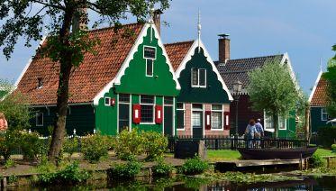 Volendam, Edam And The Windmill Village Tour