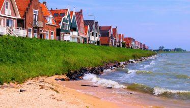 Volendam, Edam, Windmills and Canal Cruise