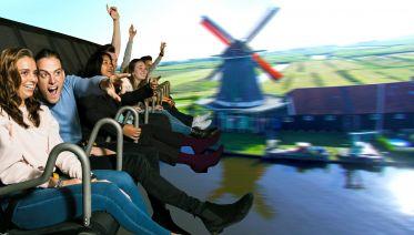 Volendam, Edam, Windmills + This Is Holland