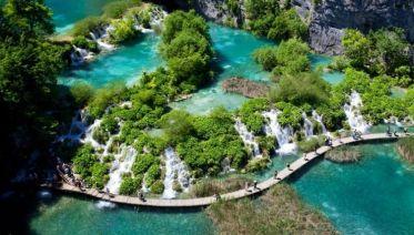 Walking Croatian National Parks
