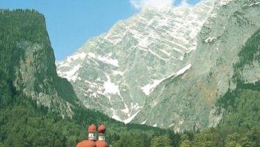 Walking In Bavaria