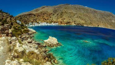 Walking in Crete