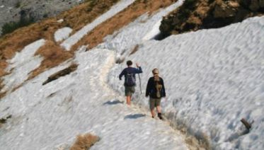 Walking In The Apuane Alps