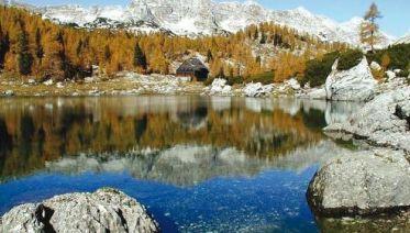 Walking in the Julian Alps