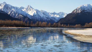 Walking in the Yukon & Alaska