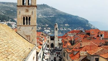 Walking Montenegro And The Croatian Islands