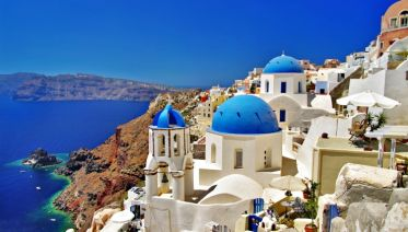Walking on the Greek Islands
