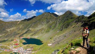 Walking Romania - Transylvanian Alps Trek