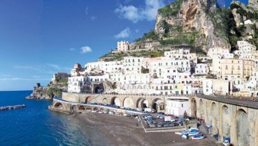 Walking The Amalfi Coast