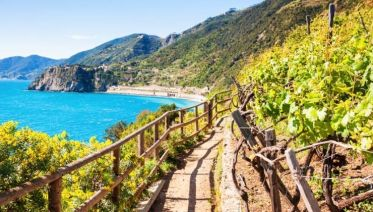 Walking The Cinque Terre