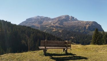 Walking the Dolomites of Alta Badia, Self-Guided