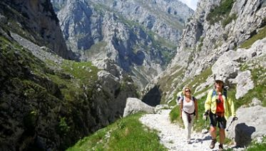 Walking the Picos de Europa