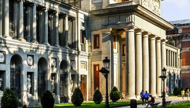 Walking Tour Hapsburgs Madrid & Prado Museum