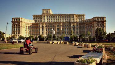 Walking Tour of Communist Bucharest