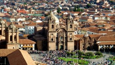 Walking Tour Of Cusco
