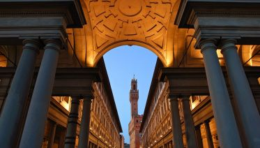 Walking Tour Of Florence And Uffizi Galley