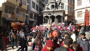Walking Tour Of Kathmandu