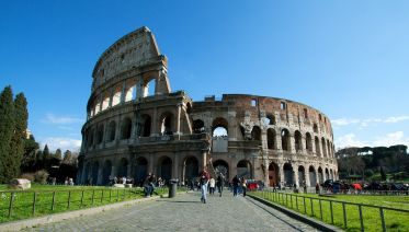 Walking Tour of Rome: Colosseum & Vittoriano