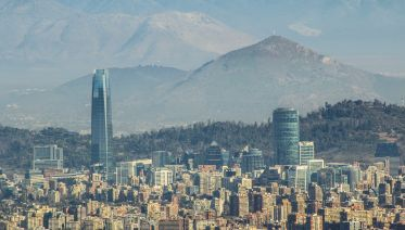 Walking Tour through Santiago de Chile