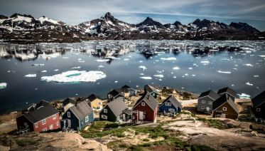 Walking Wild Greenland