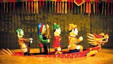 Water-Puppet Show & Dinner Cruise