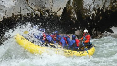 Wet And Wild Rafting & Sea-to-Sky Gondola