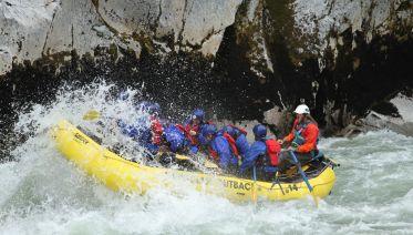 Wet and Wild Rafting & Sea-to-Sky Gondola