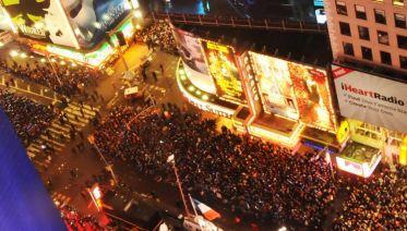 White Christmas New York New Year