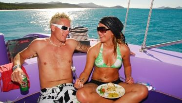 Whitsundays Sailing Day Trip