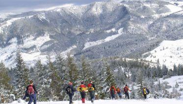 Wild Bulgaria: Winter Walk & Snowshoe