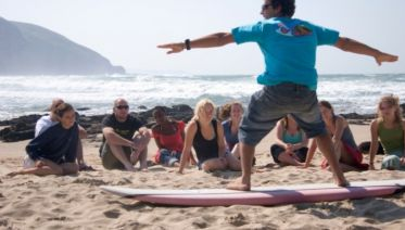 Wild Coast Surfing Experience 7D/6N