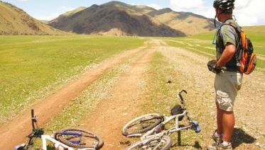 Remote Mongolia Cycle