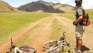 Wild Mongolia Cycle