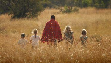 Wildebeest Migration & Masai Village