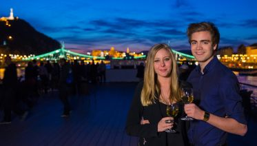 Wine Tasting Cruise with live music