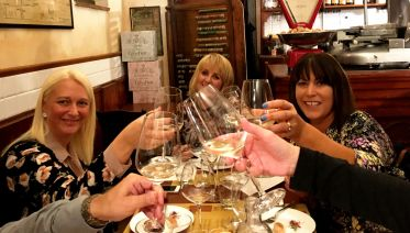 Wine Tasting in Milan