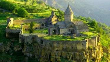 Wings of Tatev and wine tasting
