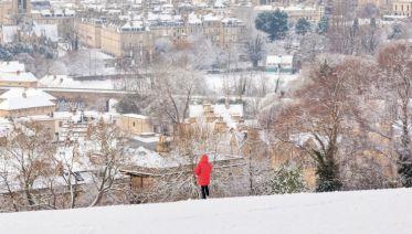 Winter Celtic Trail