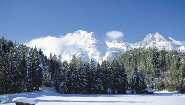 Winter Walking In Tyrol