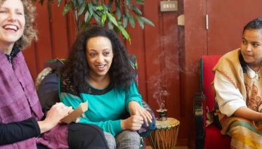 Women-Led: Ethiopian Flavours in Shepherd's Bush with Coffee Ceremony - Private Tour